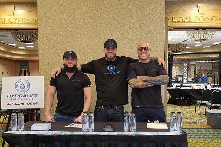 Hydralife Water Services Team Members